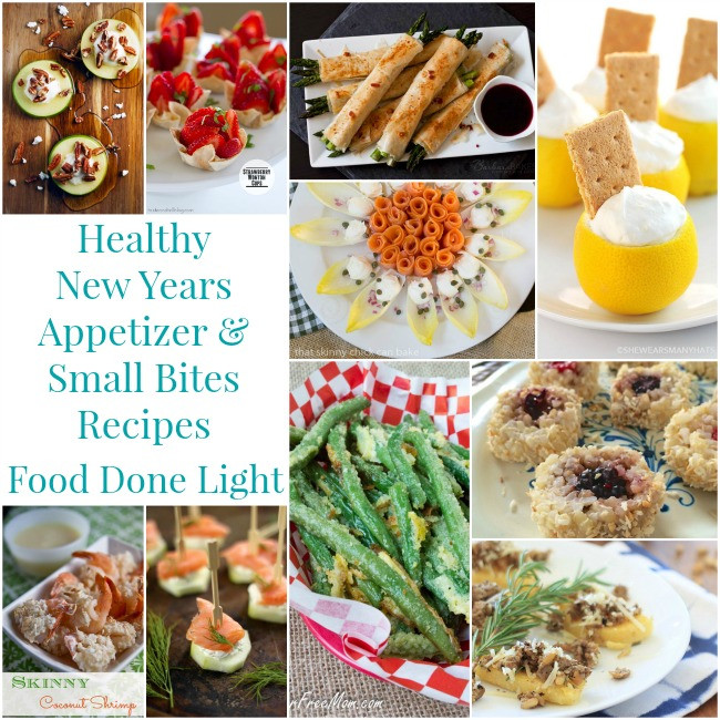 Healthy Appetizers Recipes  Healthy New Years Appetizers & Small Bites Recipes Food