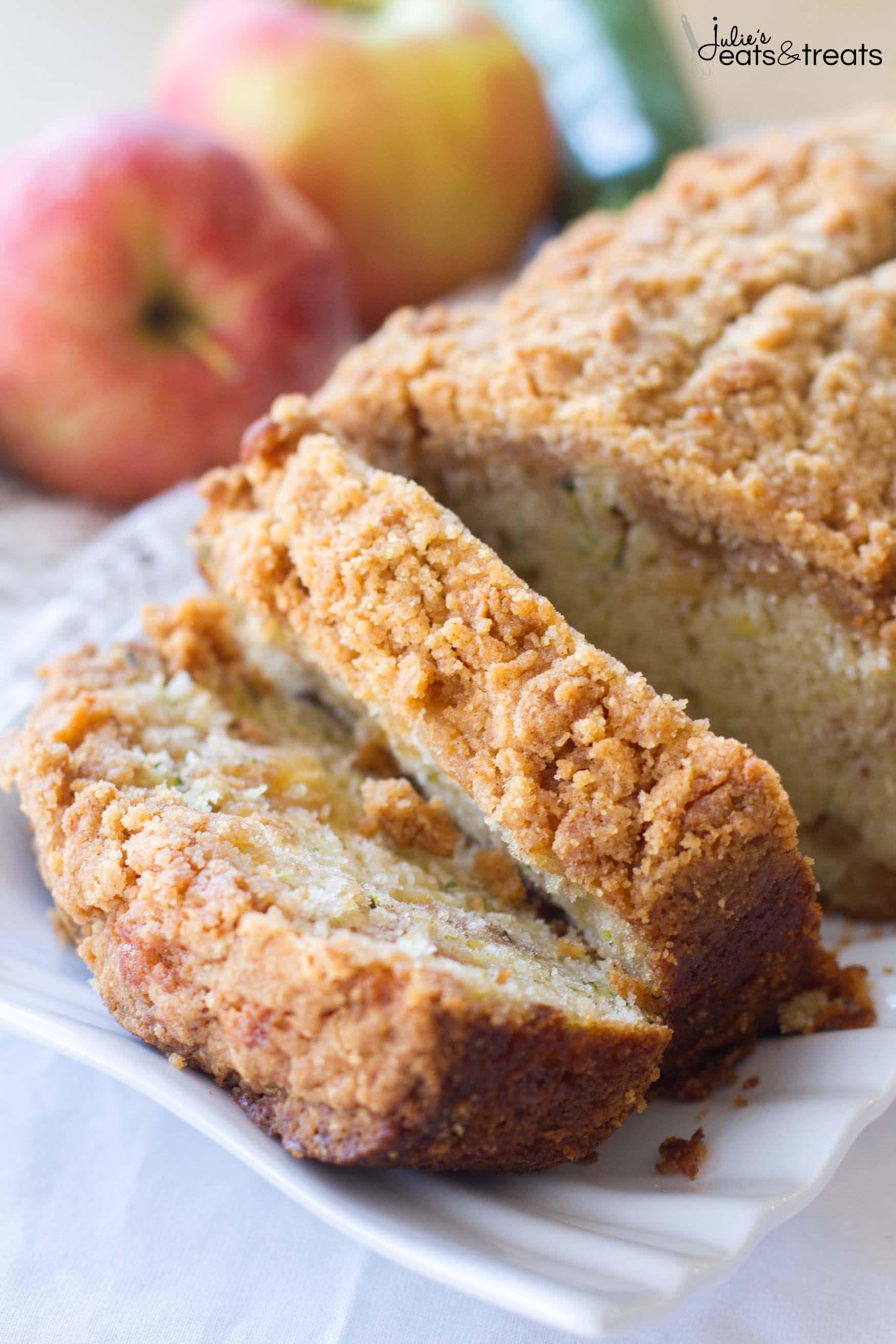 Healthy Apple Bread  healthy apple bread recipes with fresh apples