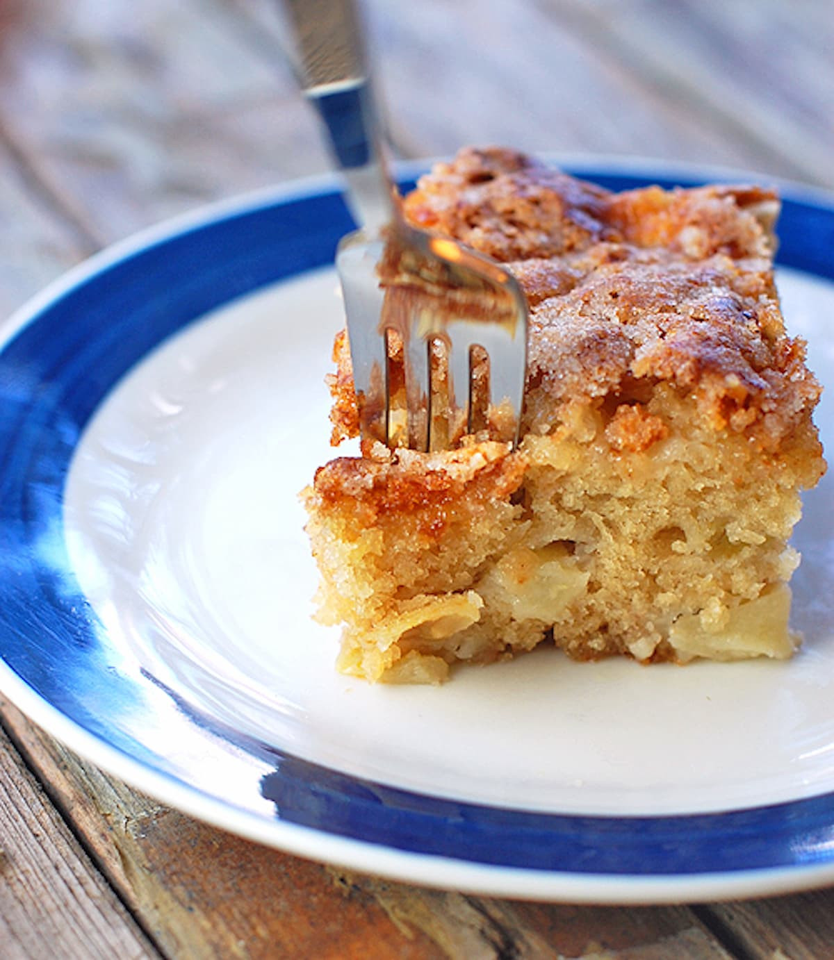 Healthy Apple Cake Recipe  healthy apple cake without sugar