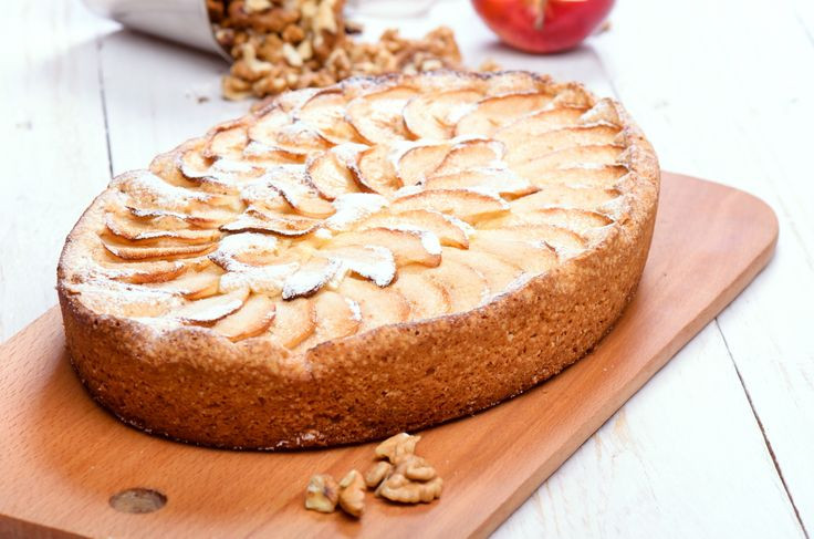 Healthy Apple Cake Recipe  Apple dessert recipes healthy