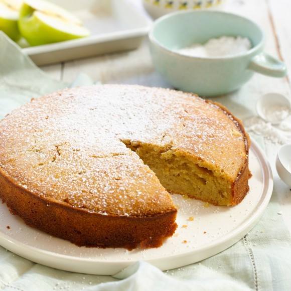 Healthy Apple Cake Recipe  Healthy Apple Cake Recipe