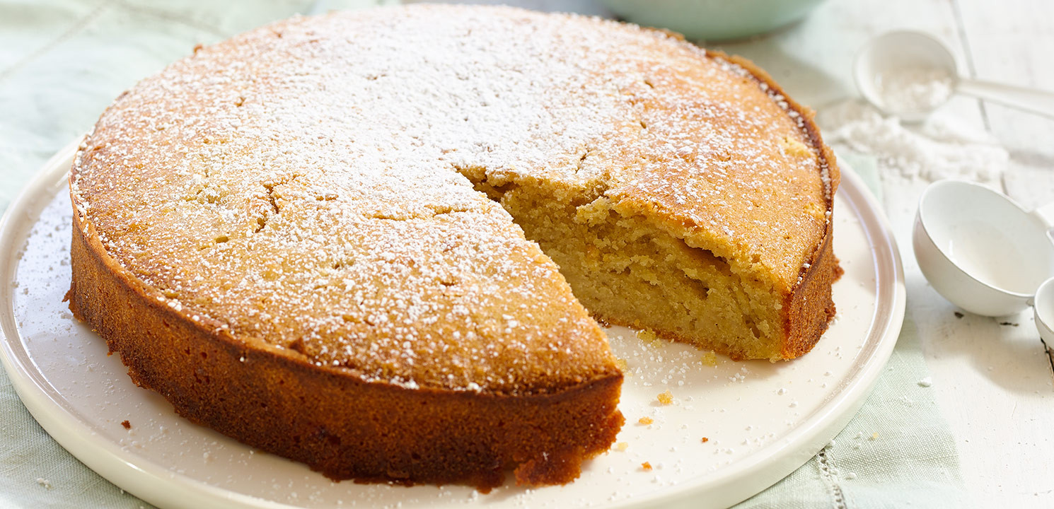 Healthy Apple Cake Recipe  Healthy Apple Cake