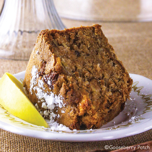 Healthy Apple Cake Recipes With Fresh Apples  Gooseberry Patch Recipes Fresh Apple Cake from 101 Blue