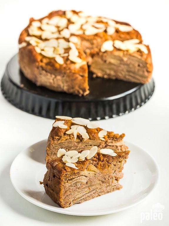 Healthy Apple Cake Recipes With Fresh Apples  Grandma s Paleo Apple Cake