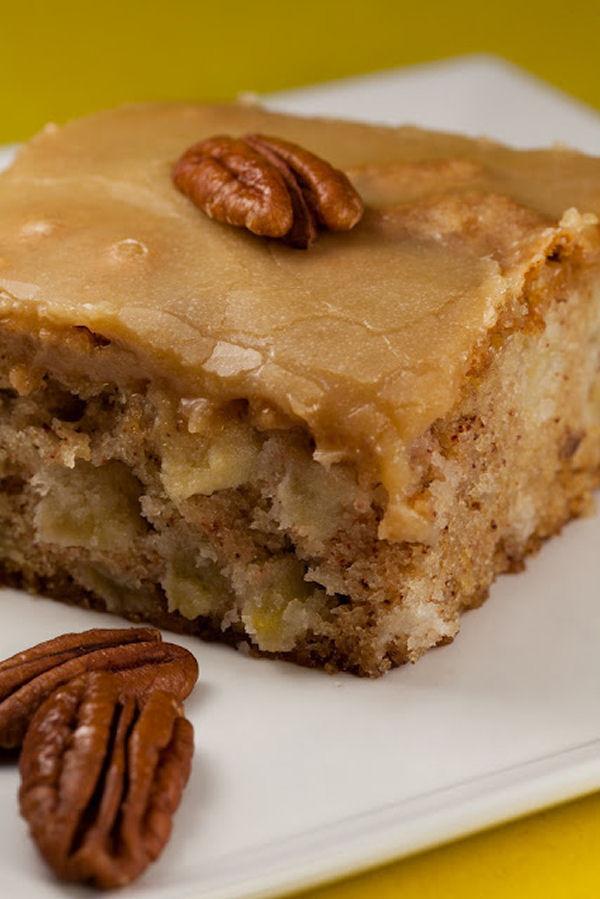 Healthy Apple Cake Recipes With Fresh Apples  Hello Apple Recipes My Honeys Place