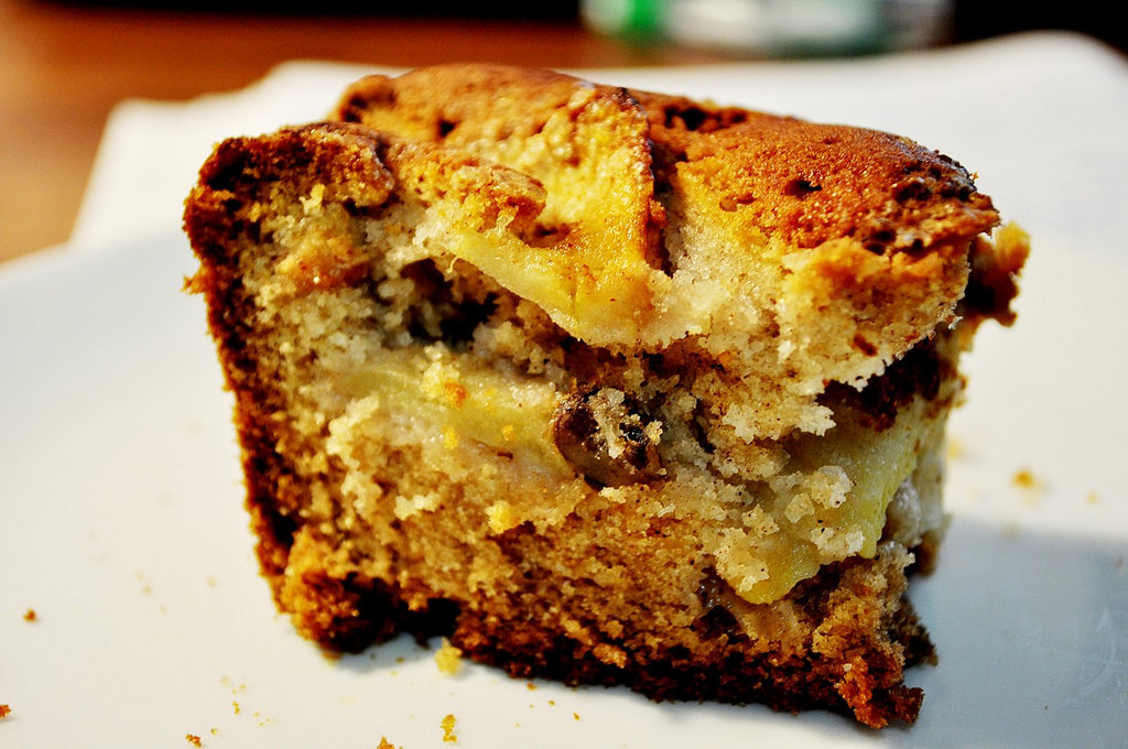 Healthy Apple Cake Recipes With Fresh Apples  Apple Cinnamon Buttermilk Cake Recipe