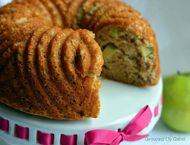 Healthy Apple Cake Recipes With Fresh Apples  Fresh Picked Apple Crunch Cake