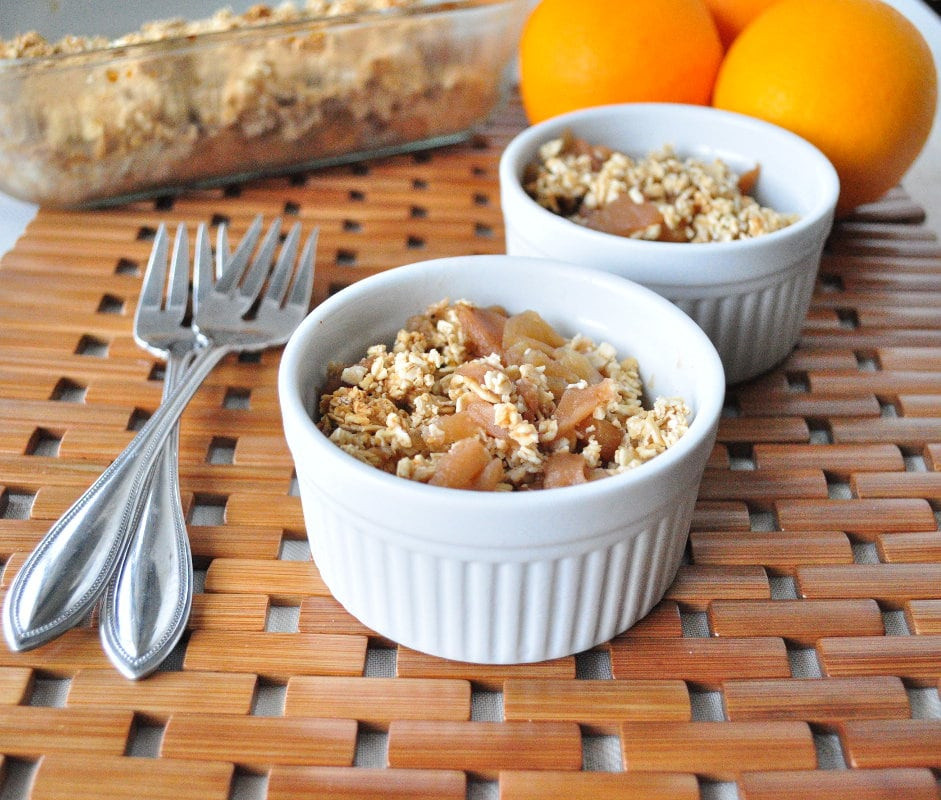 Healthy Apple Cobbler Best 20 Healthy Apple Cobbler Vegan and Gluten Free My whole