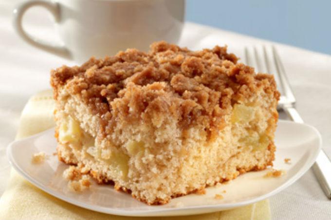 Healthy Apple Coffee Cake  Apple Coffee Cake