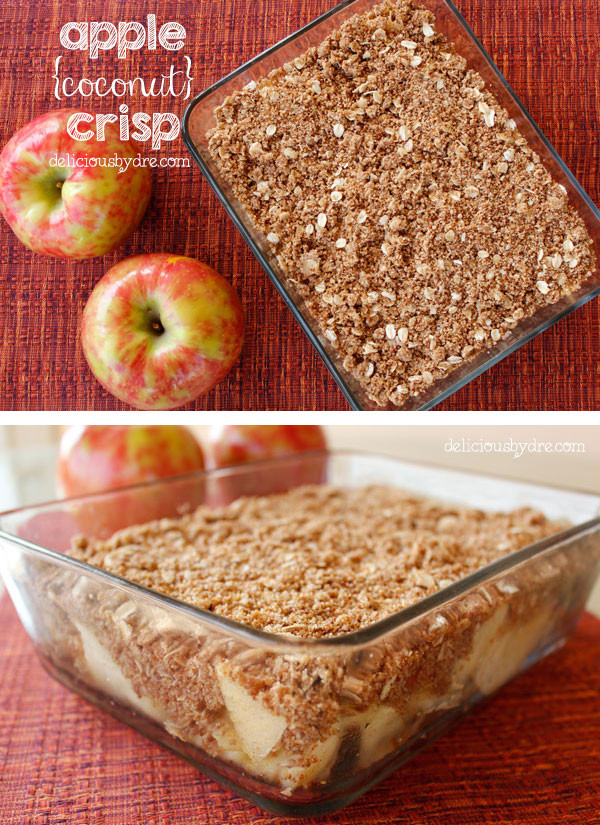 Healthy Apple Crisp Recipes  Apple dessert recipes healthy