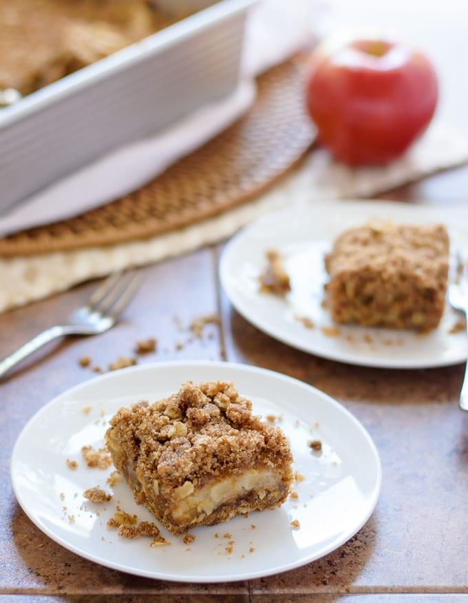 Healthy Apple Desserts  Vegan Apple Crisp