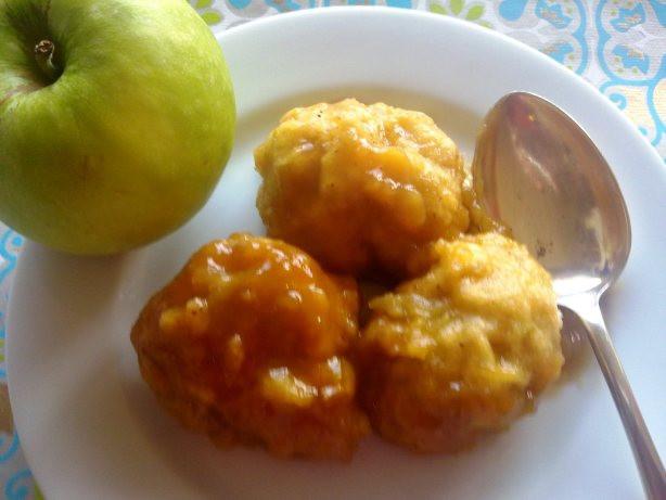 Healthy Apple Dumplings  Healthy Apple Dumplings Recipe Food