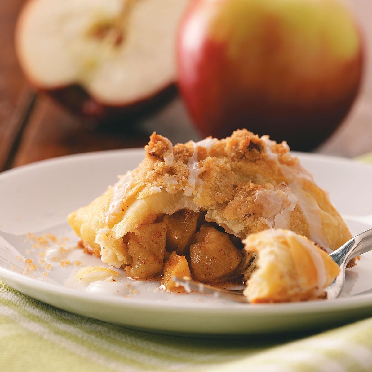 Healthy Apple Dumplings  Baked Apple Dumplings Recipe