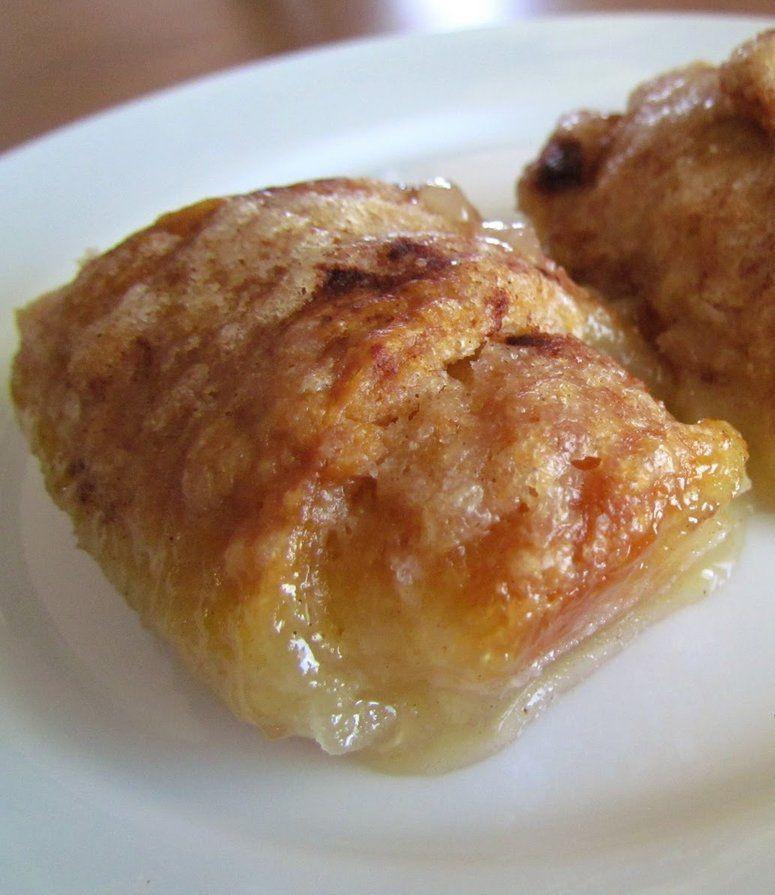 Healthy Apple Dumplings  7 Up Apple Dumplings like the ones my MIL makes Not