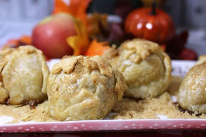 Healthy Apple Dumplings  Apple Dumplings Recipe