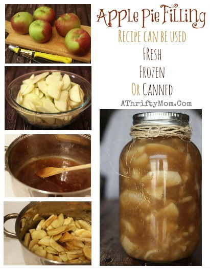 Healthy Apple Pie Filling  How to make Homemade Apple Chips Apples HealthyRecipes