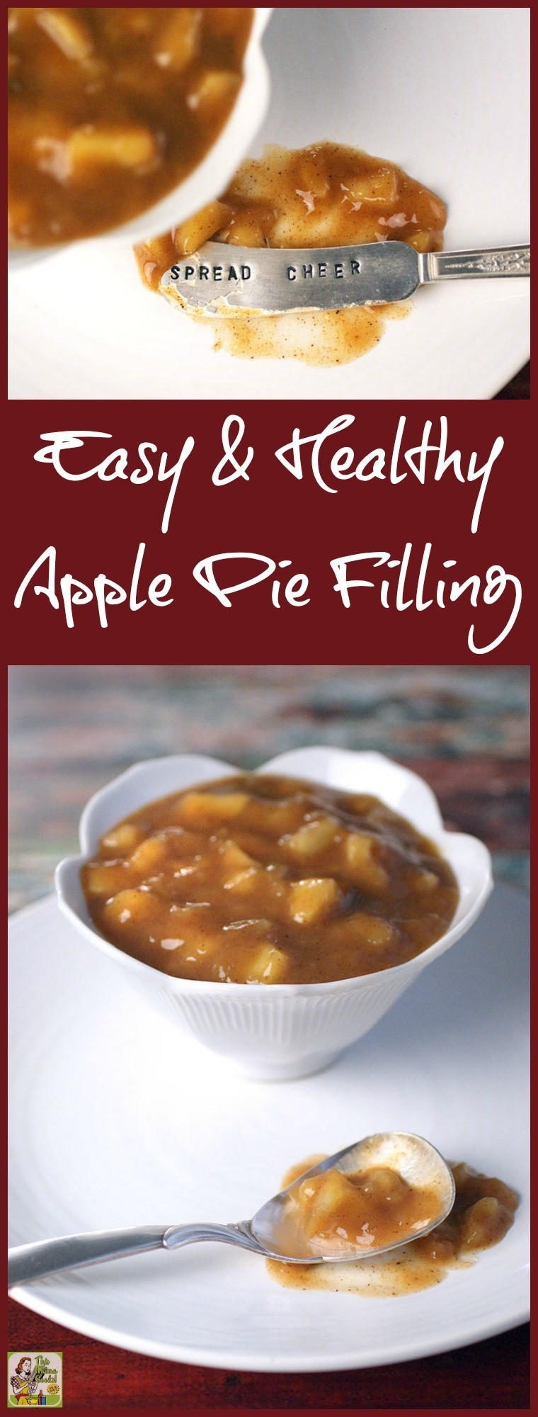 Healthy Apple Pie Filling the Best Ideas for Easy & Healthy Apple Pie Filling
