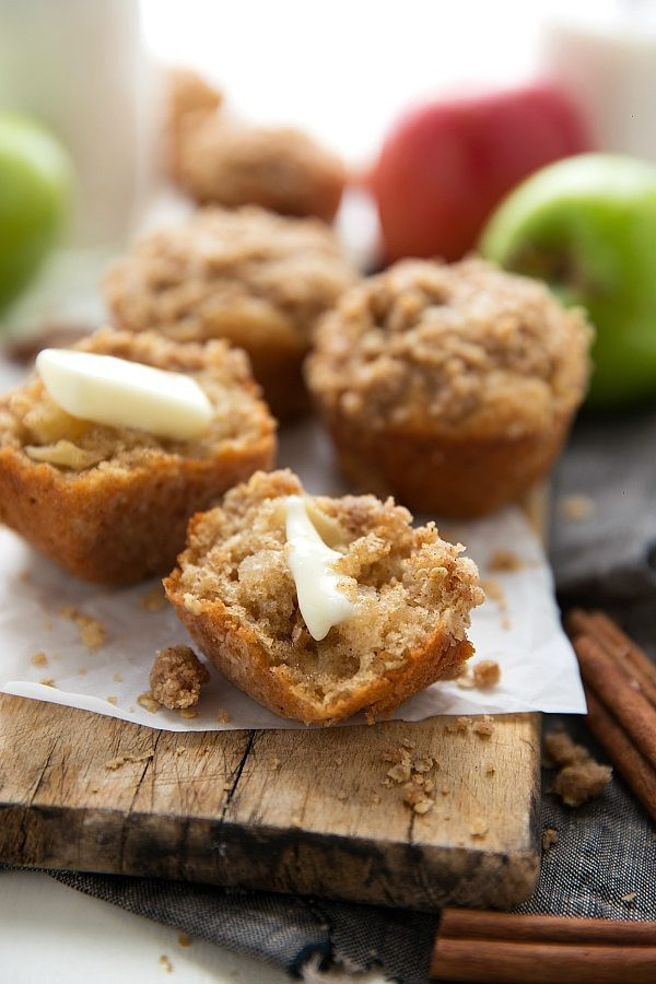 Healthy Apple Pie Recipe 20 Ideas for Healthy Apple Pie Muffins