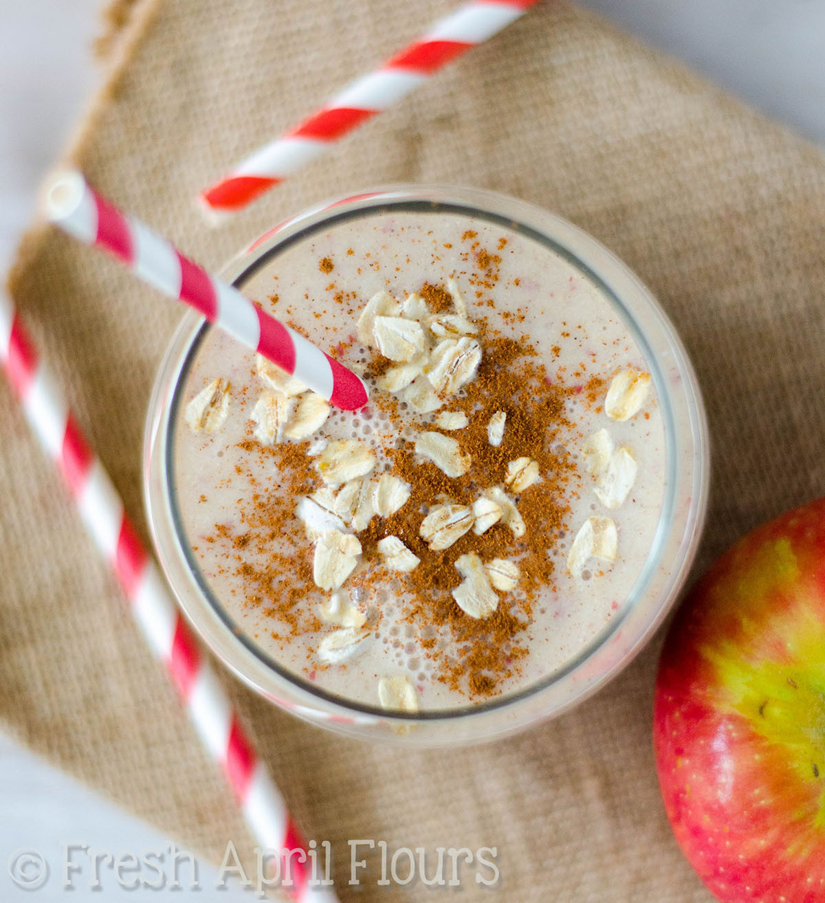 Healthy Apple Pie Recipes With Fresh Apples  Healthy Apple Pie Smoothie