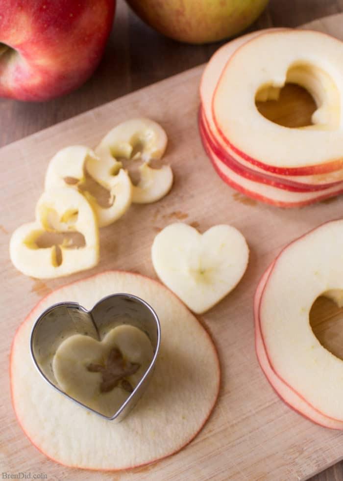 Healthy Apple Snacks  baked apple snacks