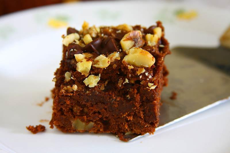 Healthy Applesauce Brownies  Healthy Applesauce Brownies Recipe