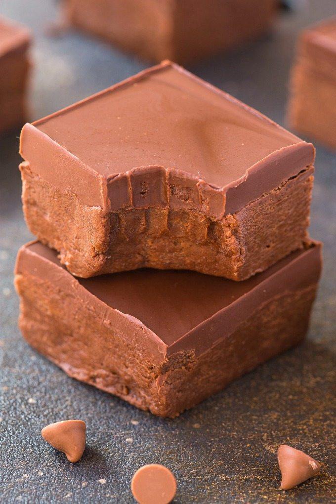 Healthy Applesauce Brownies  Healthy No Bake Applesauce Brownies Paleo Vegan Gluten