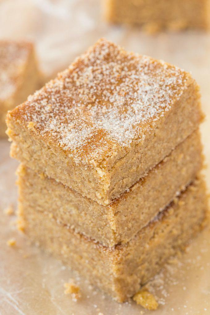Healthy Applesauce Brownies  Healthy No Bake Applesauce Brownies with just THREE