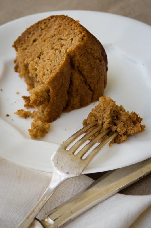 Healthy Applesauce Cake Recipe  gluten free applesauce snack cake Healthy Seasonal Recipes