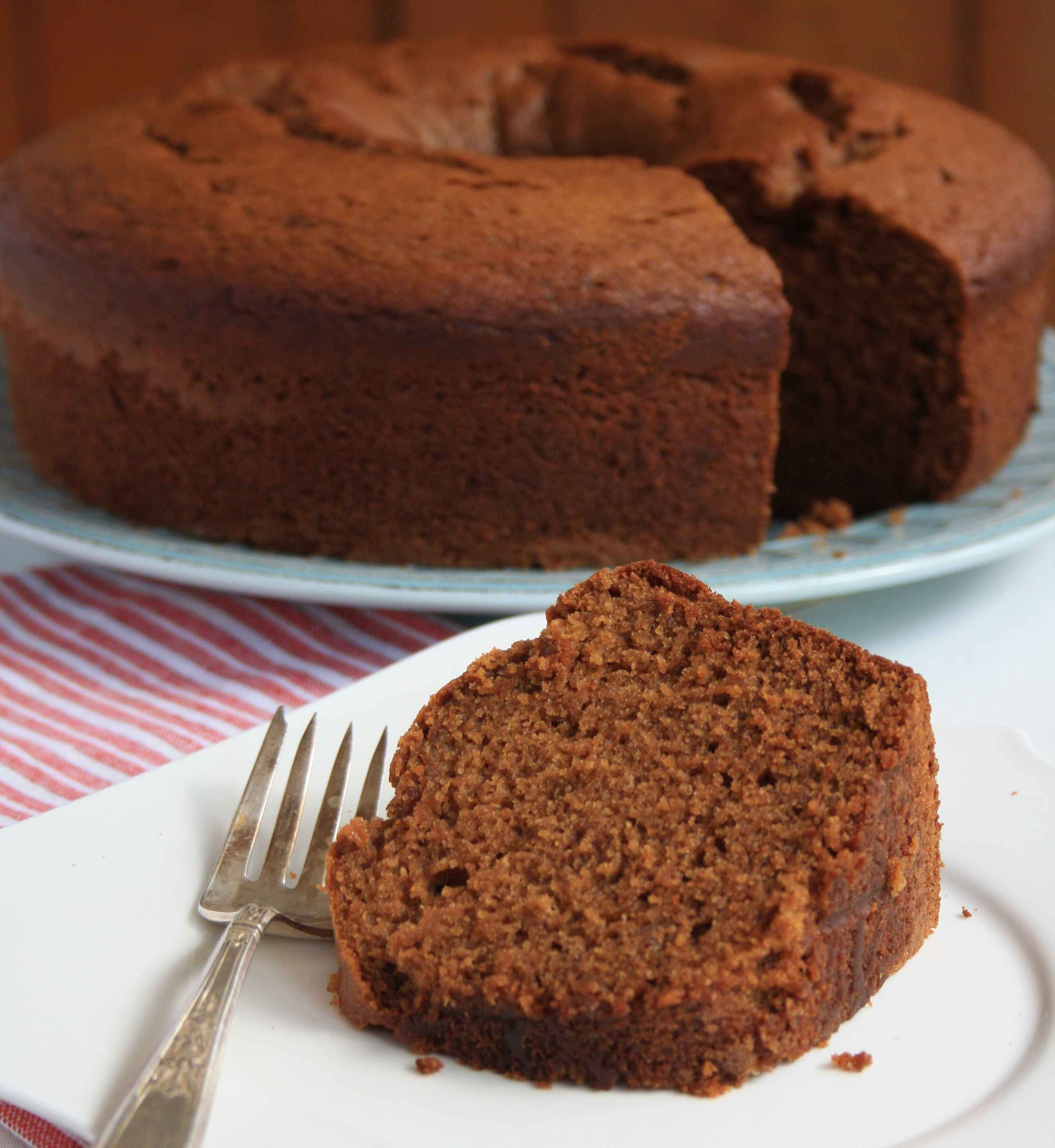Healthy Applesauce Cake Recipe  Whole wheat applesauce cake recipe & memories made in the