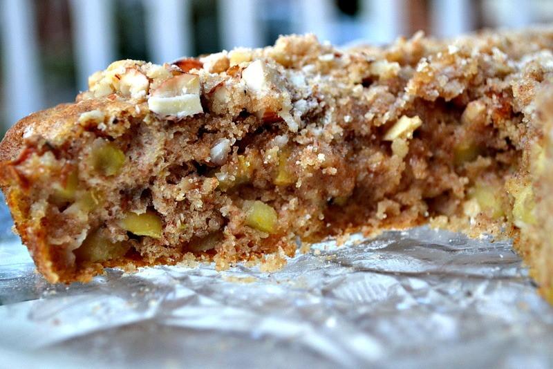 Healthy Applesauce Cake Recipe  Low Fat Apple Cake