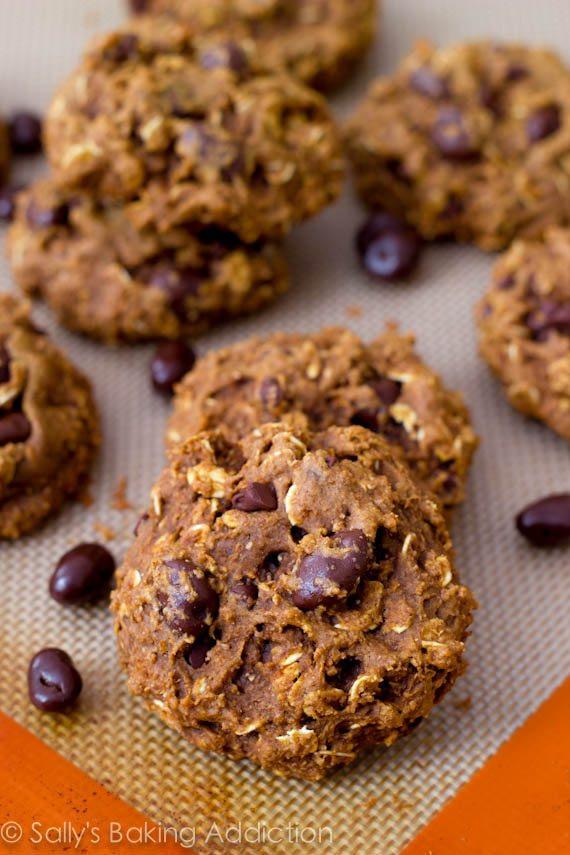 Healthy Applesauce Cookies  Breakfast Cookies Sallys Baking Addiction