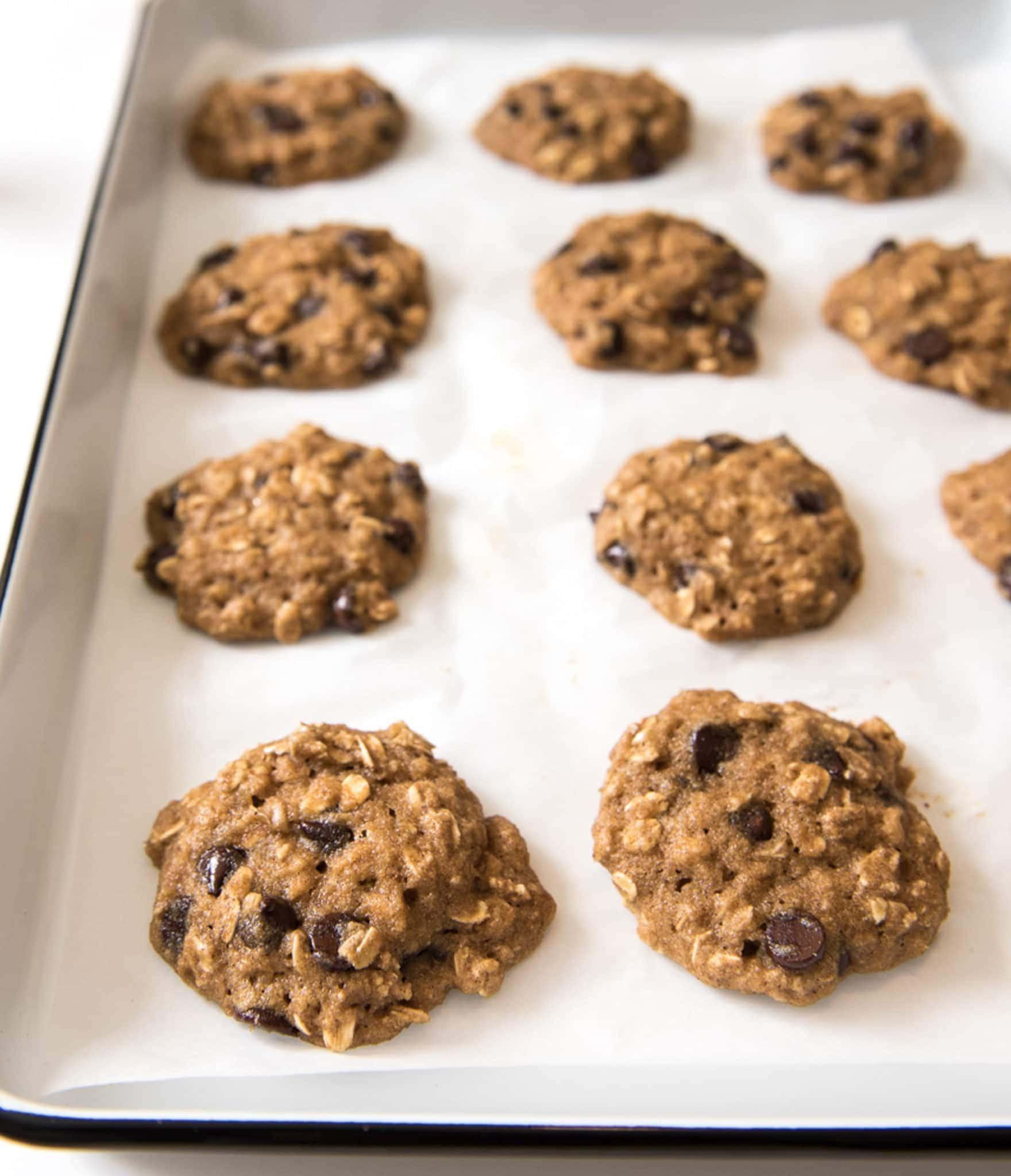 Healthy Applesauce Cookies  Healthy Applesauce Cookies — Bless this Mess