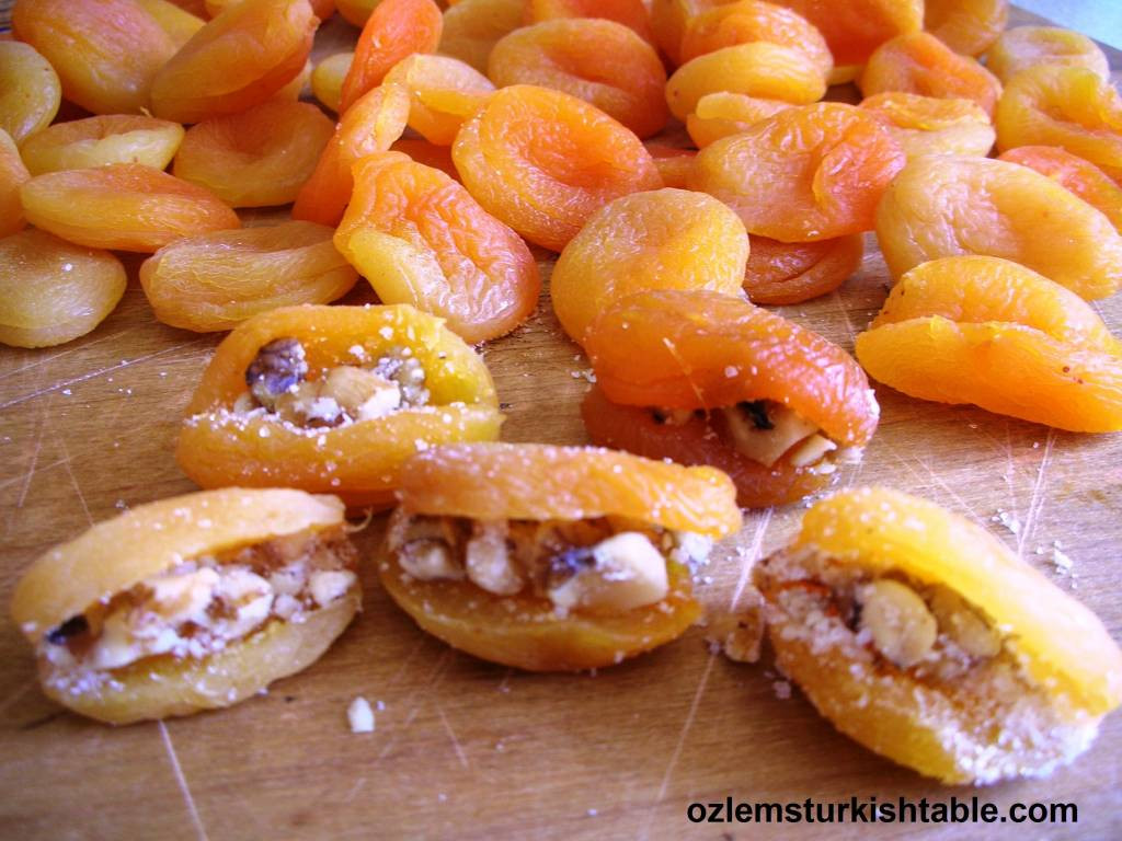 Healthy Apricot Recipes  healthy Turkish desserts
