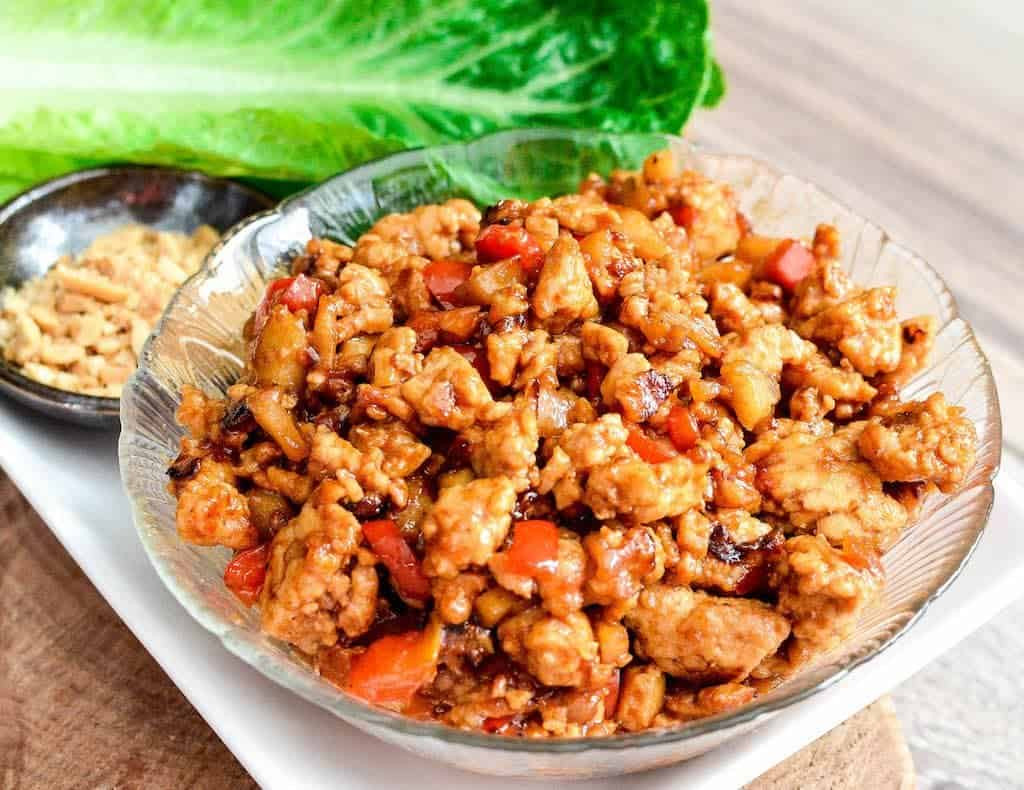 Healthy Asian Chicken Recipes  healthy asian chicken recipes
