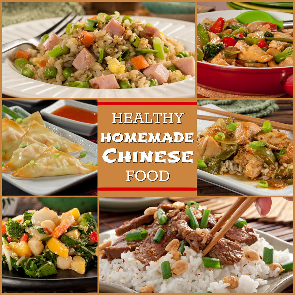 Healthy Asian Food Recipes  Healthy Homemade Chinese Food 8 Easy Asian Recipes