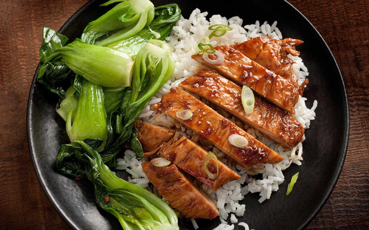 Healthy Asian Recipes  Easy Teriyaki Chicken Recipe Chowhound