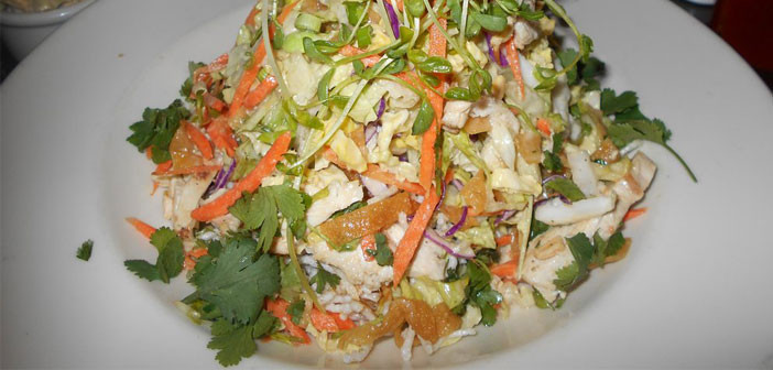 Healthy Asian Recipes Lose Weight  Asian Chicken Salad Healthy Weight Loss Recipe