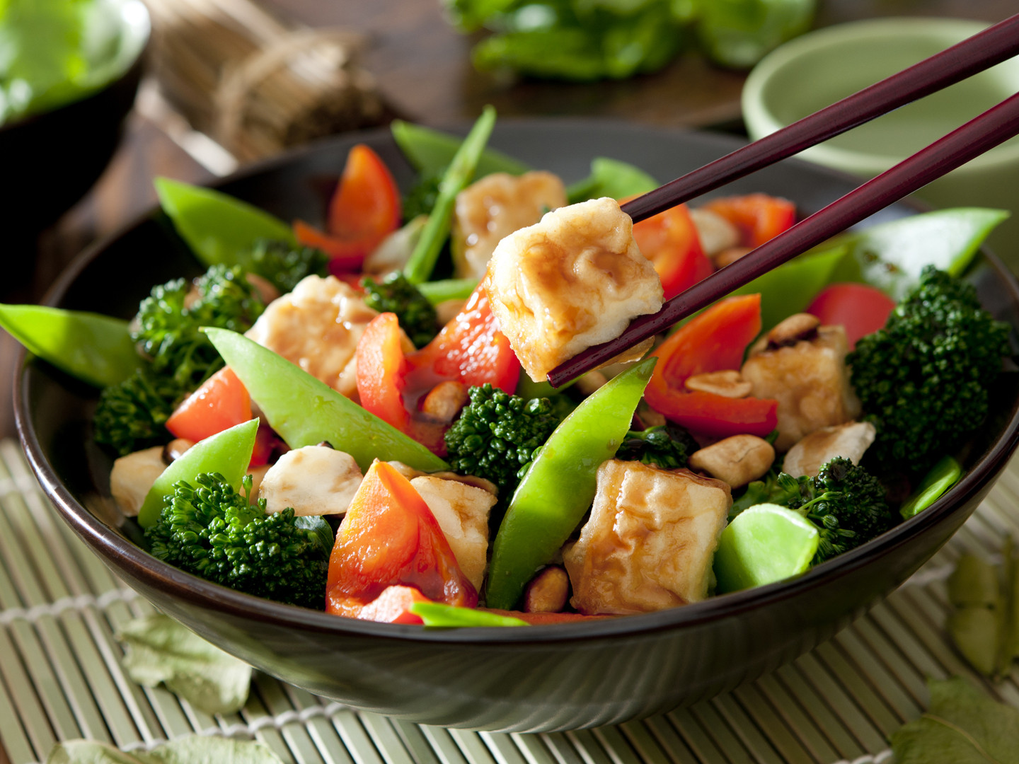 Healthy asian Snacks Best 20 Ve Able and tofu Stir Fry Dr Weil S Healthy Kitchen
