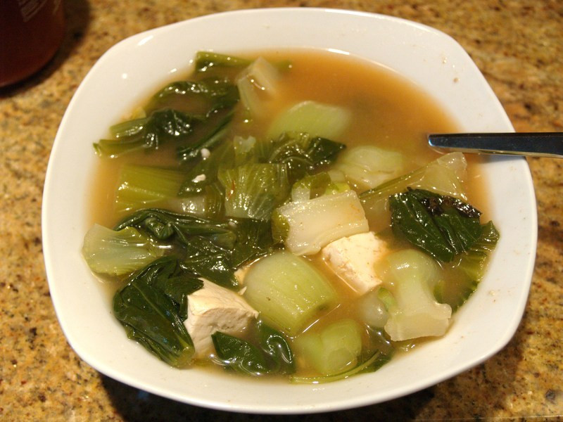 Healthy Asian Soup Recipes  Chinese Ve able Soup Recipe by John CookEat