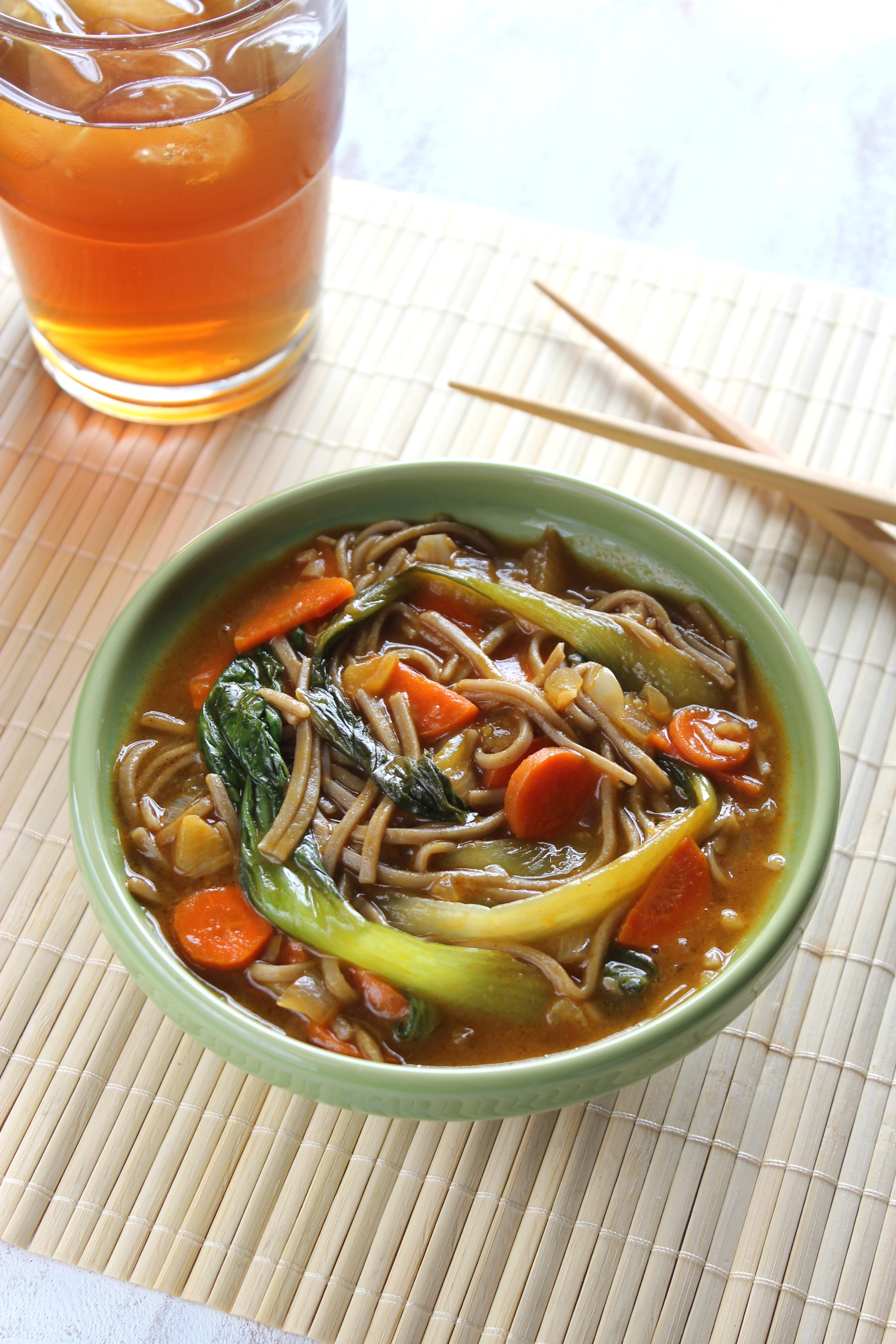 Healthy Asian Soup Recipes  Healthy Asian Soba Noodle Soup The Fitchen