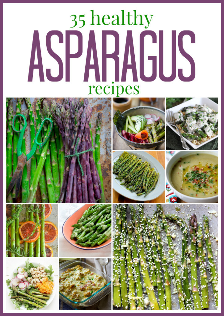 Healthy Asparagus Recipes  35 healthy asparagus recipes Healthy Seasonal Recipes
