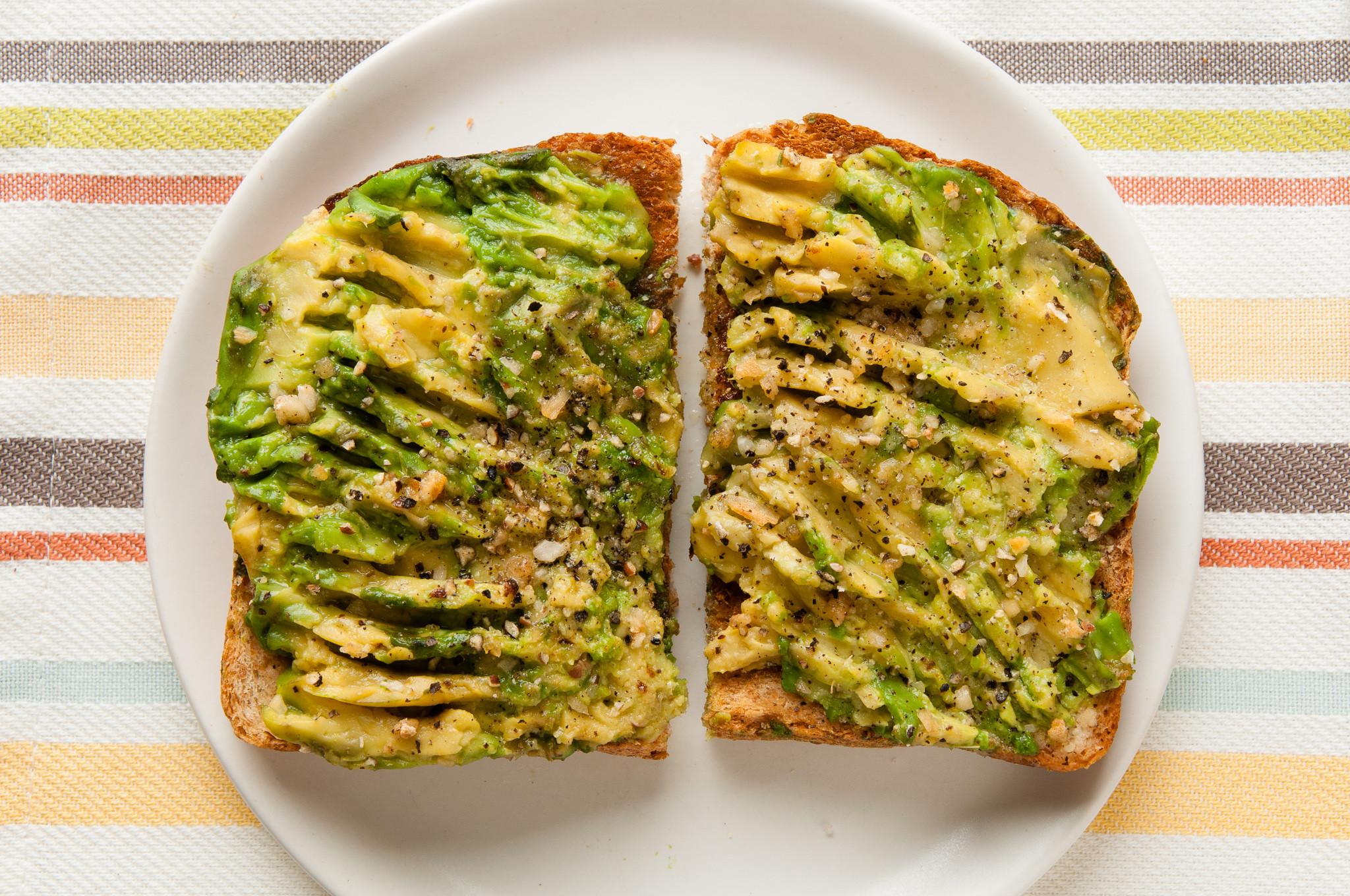Healthy Avocado Breakfast  5 Things I Love About Avocado Toast I bake he shoots