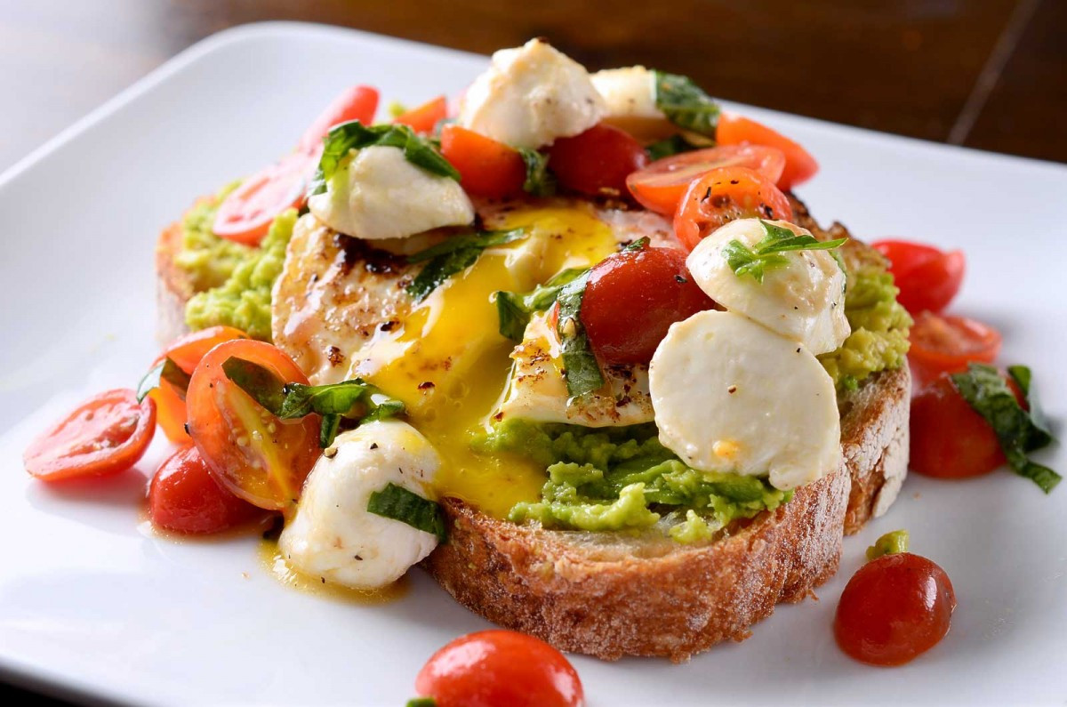 Healthy Avocado Breakfast  50 High Protein Breakfasts That Are Healthy And Delicious