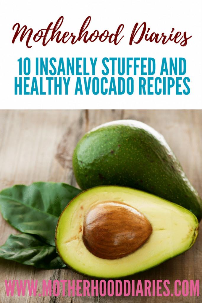 Healthy Avocado Recipes  10 Insanely Stuffed and Healthy Avocado Recipes