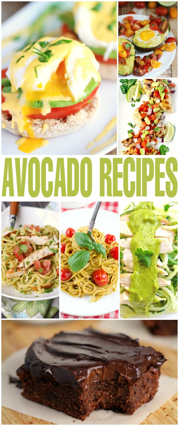 Healthy Avocado Recipes  Healthy Avocado Recipes Frugal Mom Eh