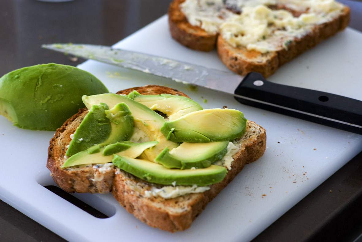 Healthy Avocado Snacks  Celebrate Your Health National Food Day 8 Ingre nt