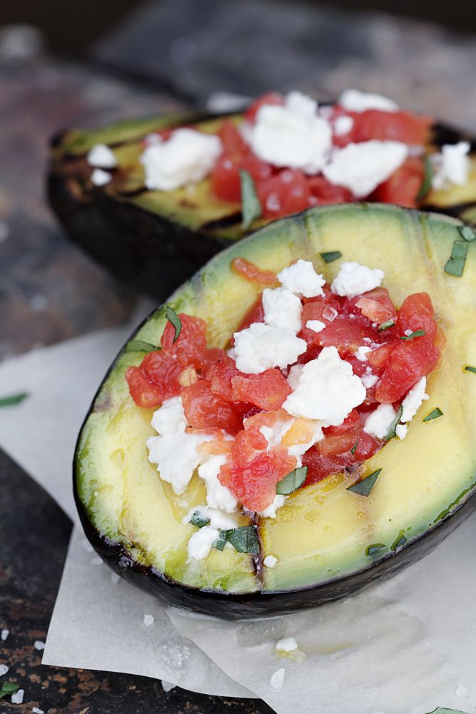Healthy Avocado Snacks  1000 images about Easy Recipes for College Students on