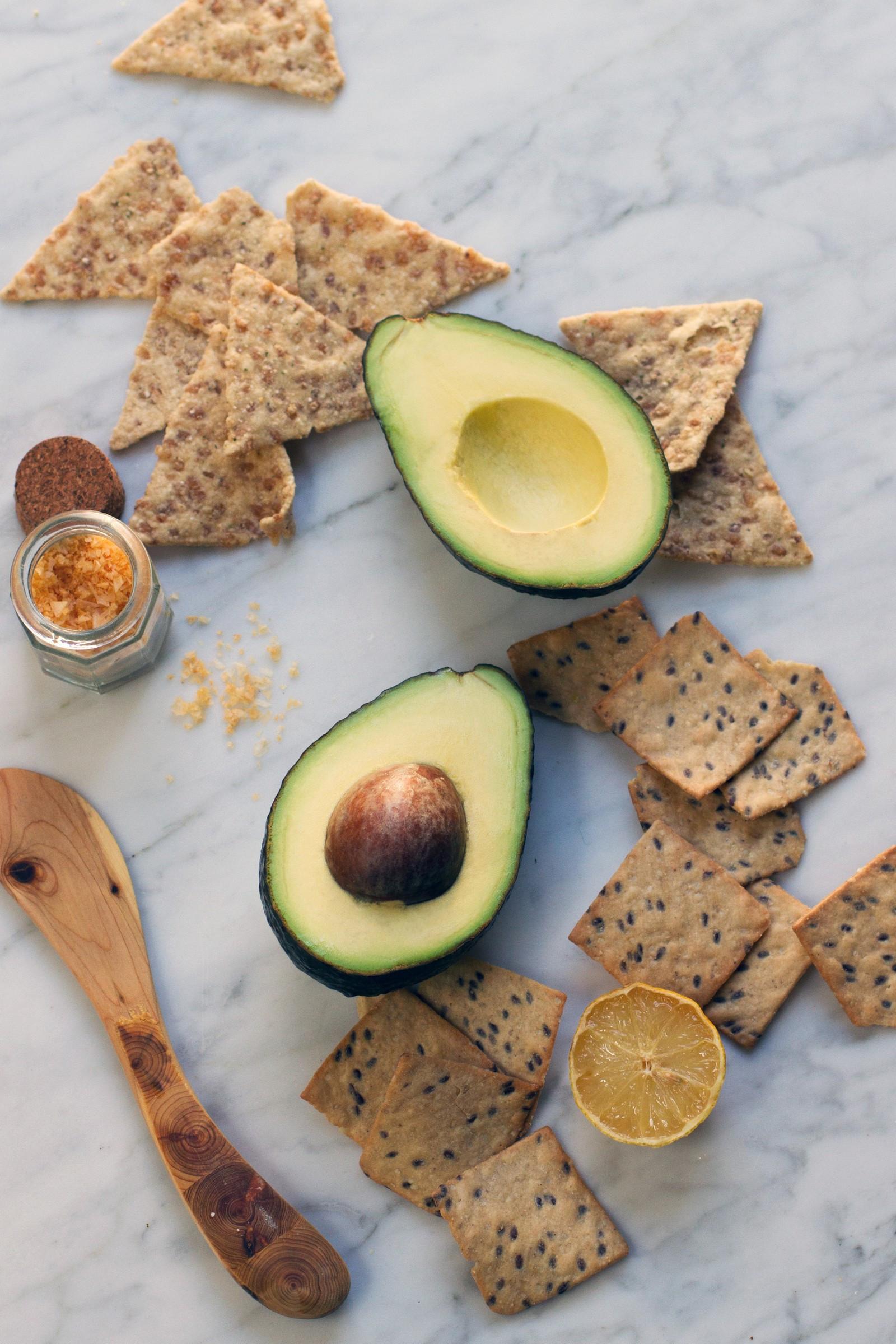 Healthy Avocado Snacks  Travel Snacks That Taste Better Than Airplane Food
