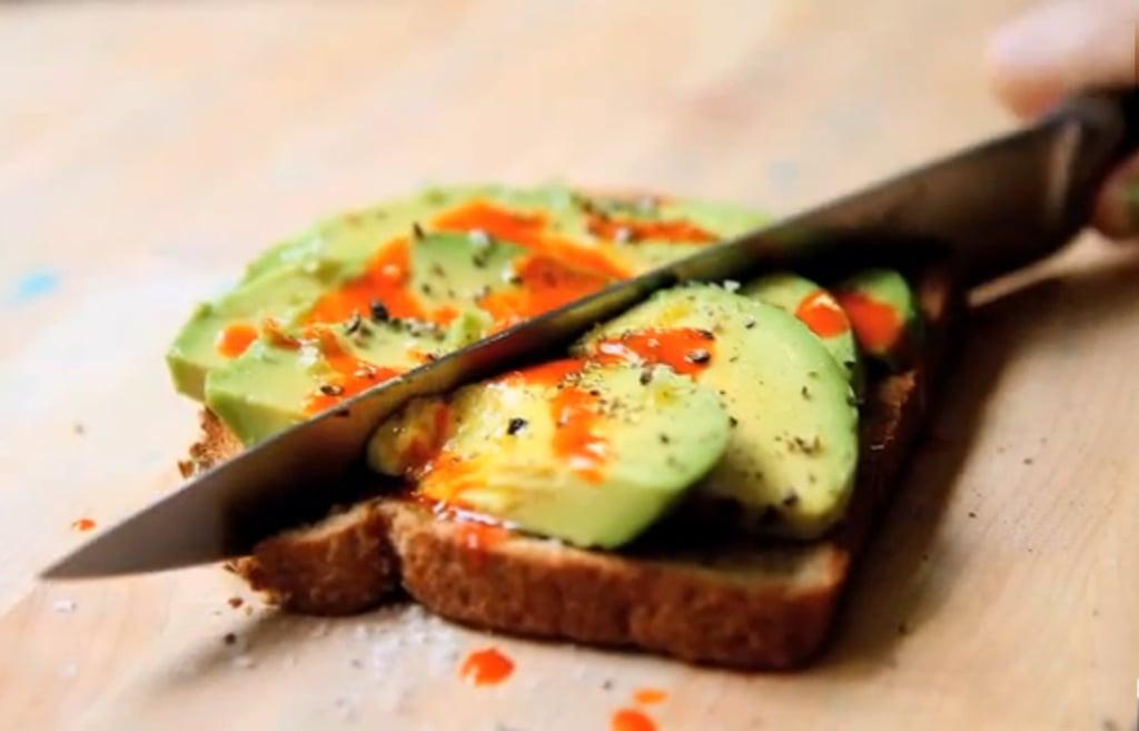 Healthy Avocado Snacks  Avocado Snack Ideas