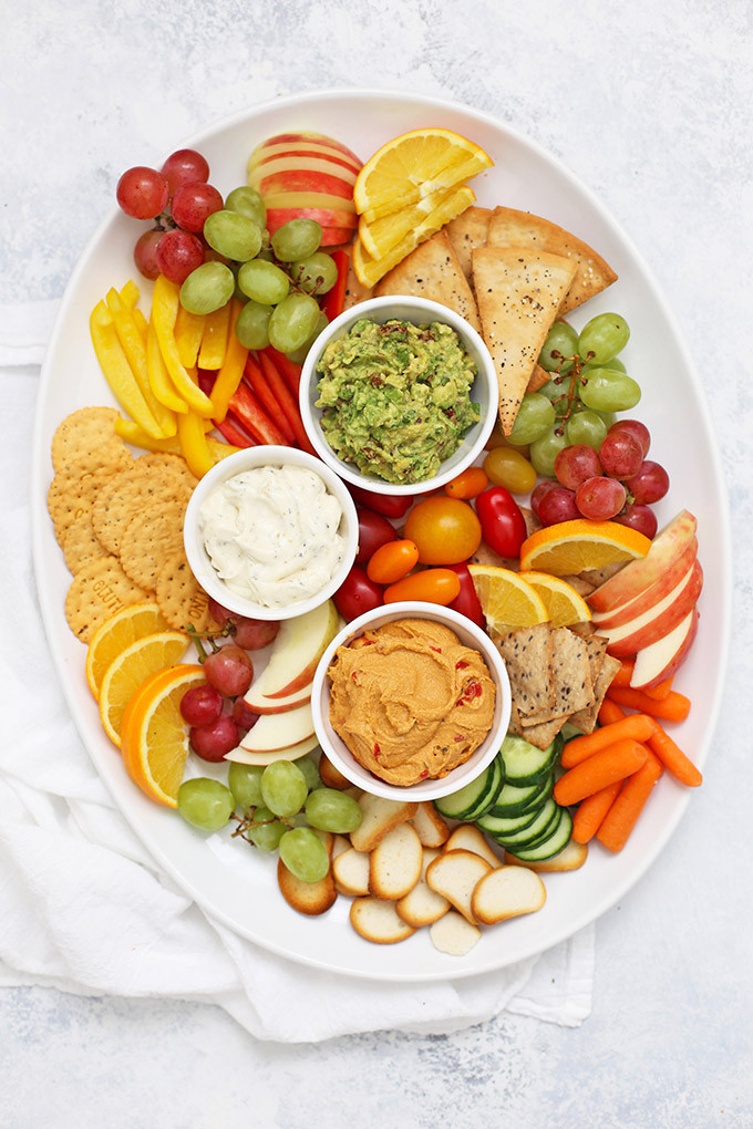 Healthy Avocado Snacks  How to Make a Healthy Snack Board and an awesome Sun